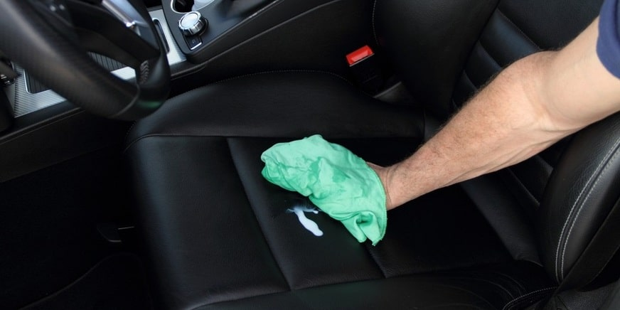 How to Clean Leather Car Seats by Hand