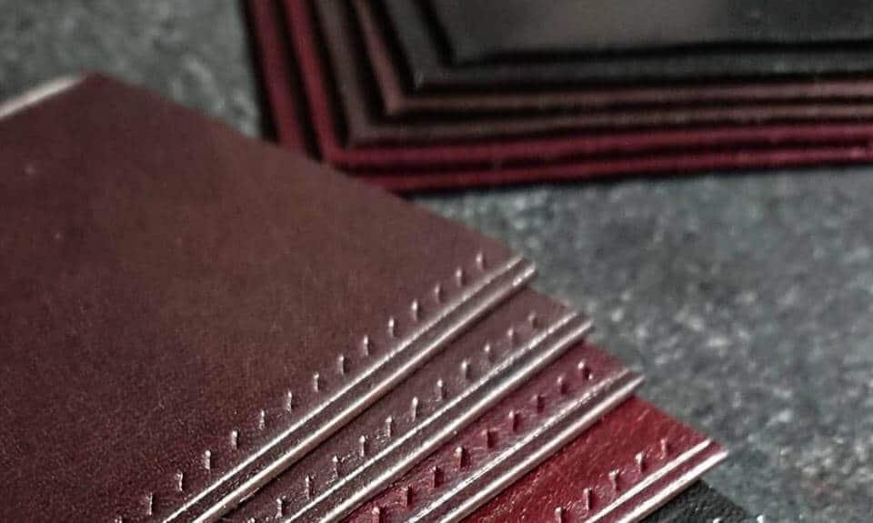 Finished vs Unfinished Leather