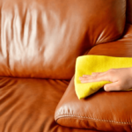 Homemade Leather Cleaner