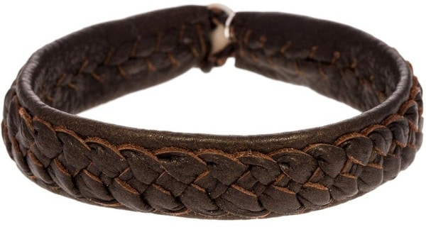 How to Make Braided Leather Bracelet