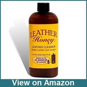 Leather Honey Leather Cleaner Review