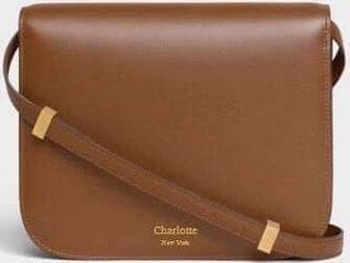 Top Grain Leather Crossbody Bag