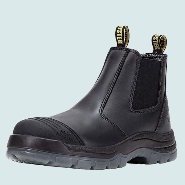 ROCKROOSTER Work Boots for Men