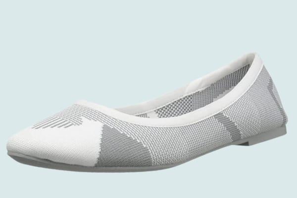 Skechers Women's Cleo-Wham Ballet Flats
