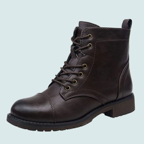 VEPOSE Ankle Boots for Women